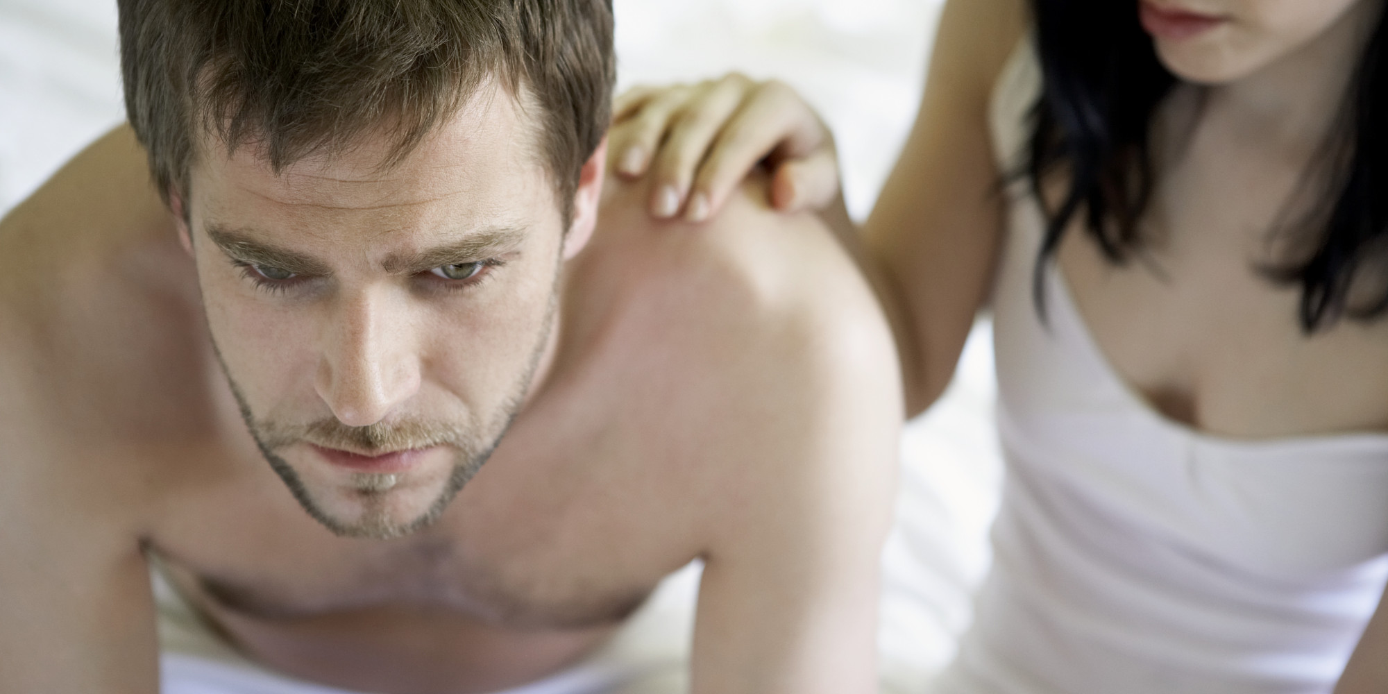 What causes male sex disorder